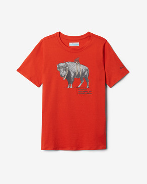 Columbia Peak Point Kids T-shirt