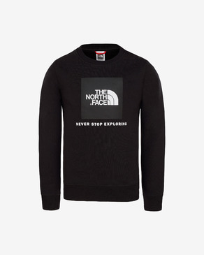 The North Face Box Crew Kids Sweatshirt