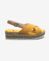 U.S. Polo Assn Jenna Sandals