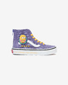 Vans The Simpsons Sk8-Hi Lisa 4 Kids Sneakers