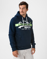 SuperDry Vintage Logo Cross Sweatshirt