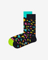 Happy Socks Cat Gift Box Set of 2 pairs of socks